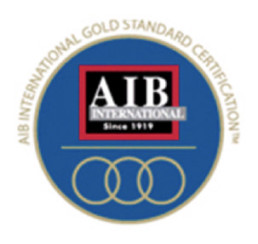 AIB International Gold Standard Certification