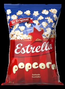 Popcorn Ravintosisältö